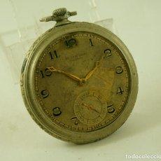 Relojes de bolsillo: RELOJ NIDOR RELOJERO B. THURIC REGALO DE EMPRESA. Lote 98849791