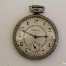 Relojes de bolsillo - reloj de bolsillo medana - swiss made - 101955999