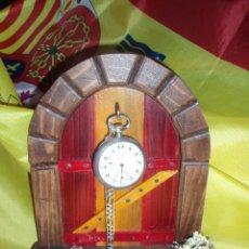 Relojes de bolsillo: SOPORTE RELOJ BOLSILLO. Lote 102025919