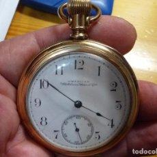 Relojes de bolsillo: AMERICAN WALTHAM. Lote 103420007