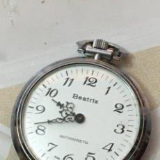 Relojes de bolsillo: RELOJ DE BOLSILLO VINTAGE A ESTRENAR. Lote 103533775