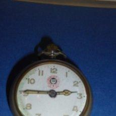 Relojes de bolsillo: ANTIGUO RELOJ - ROSSKOPF PATENT SWISS MADE , FUNCIONANDO , COMO SE VE EN LAS FOTOS . Lote 104594579