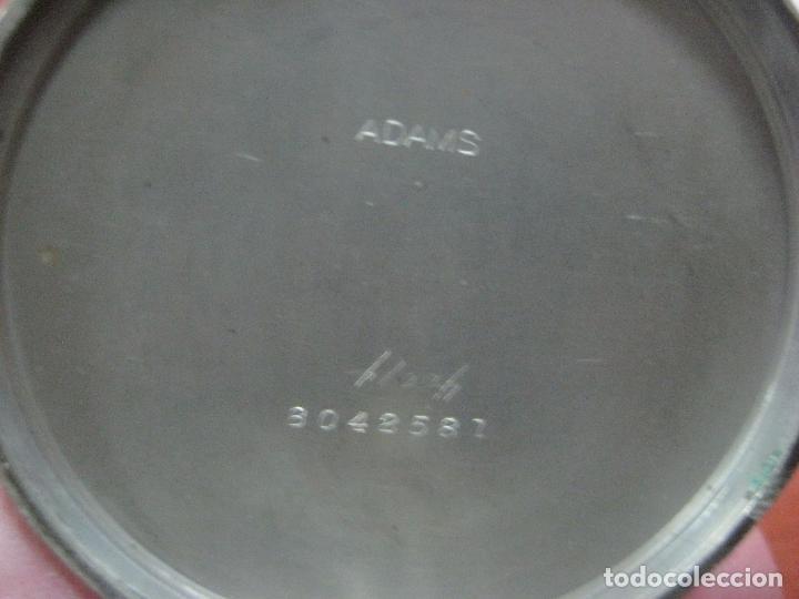 Relojes de bolsillo: RELOJ DE BOLSILLO SOUTH BEND (STUDEBAKER) CALIBRE 429 DE 19 JOYAS LEYENDA DE LOS MACCABEOS, FUNCIONA - Foto 15 - 104630607