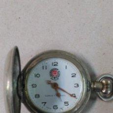 Relojes de bolsillo: RELOJ DE BOLSILLO CARGA MANUAL CUERVO Y SOBRINOS. Lote 104976647