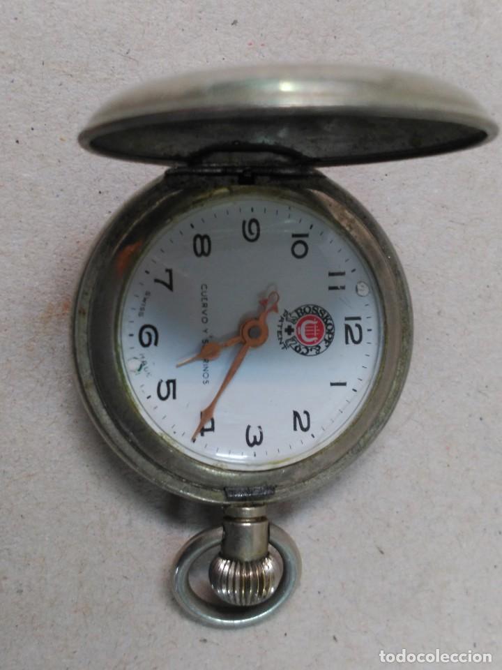 Relojes de bolsillo: RELOJ DE BOLSILLO CARGA MANUAL CUERVO Y SOBRINOS - Foto 2 - 104976647