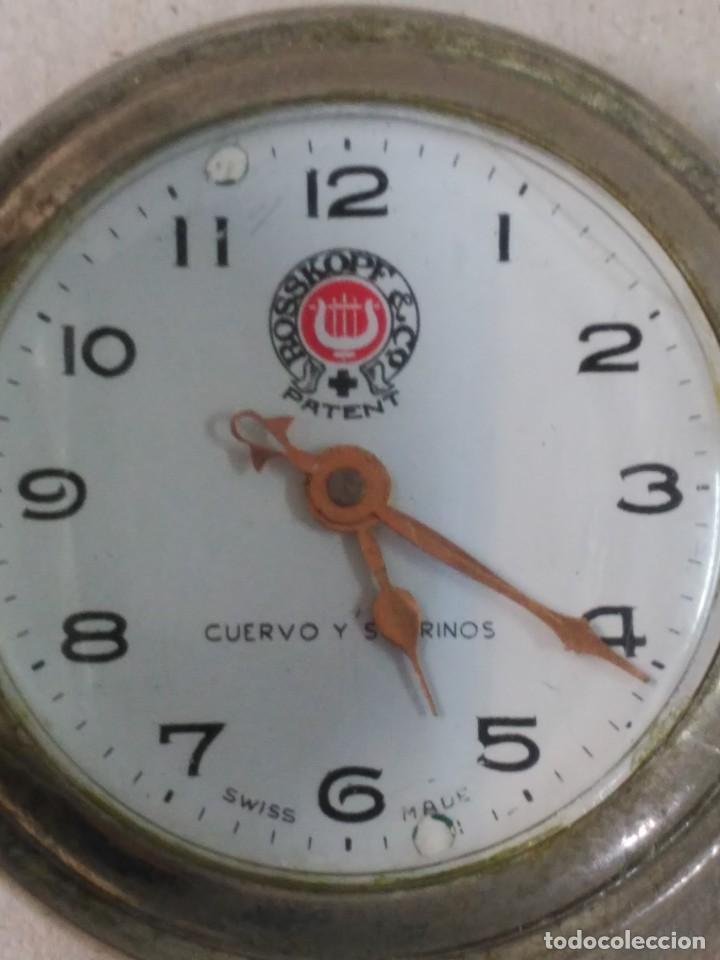 Relojes de bolsillo: RELOJ DE BOLSILLO CARGA MANUAL CUERVO Y SOBRINOS - Foto 7 - 104976647
