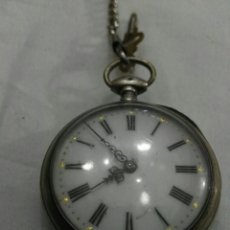 Relojes de bolsillo: LOTE TRES RELOJES BOLSILLO CUERDA MANUAL. Lote 105193735