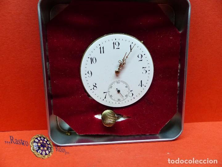,,, RELOJ DE BOLSILLO MAQUINA,,,( M-1 ),,, (Relojes - Bolsillo Carga Manual)