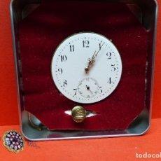 Relojes de bolsillo: ,,, RELOJ DE BOLSILLO MAQUINA,,,( M-1 ),,,. Lote 105423779
