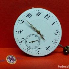 Relojes de bolsillo: ,,,MAQUINA RELOJ DE BOLSILLO ( M-3 ),,,. Lote 105559839