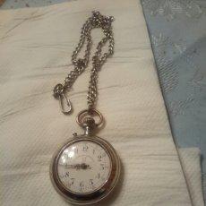 Relojes de bolsillo: ANTIGUO RELOJ DE BOLSILLO ROSKOPF PATENT GF 1A. Lote 105846994