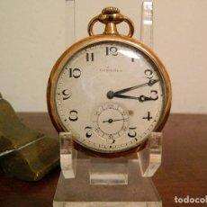 Relojes de bolsillo: RELOJ LONGINES ORO 18 K. Lote 106076267