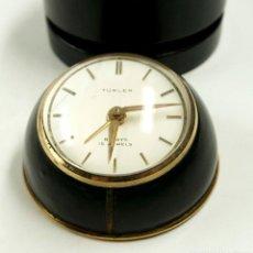 Relojes de bolsillo: RELOJ TÜRLER (ZURICH, SUIZA) EN FUNCIONAMIENTO, VER FOTOS.. Lote 107001119