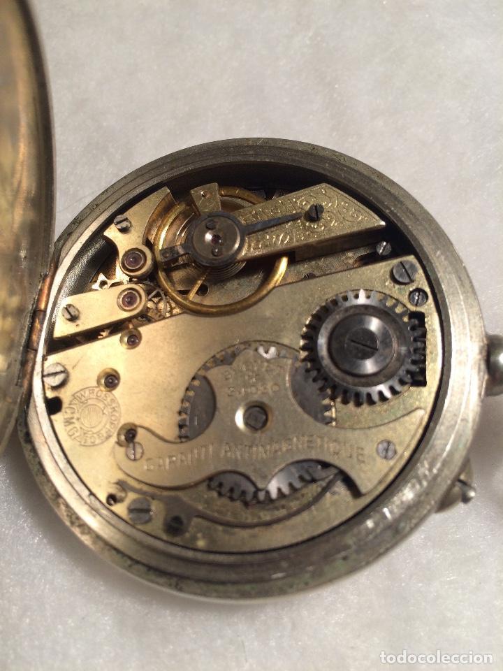 RELOJ DE BOLSILLO W ROSSKOPF DE TIPO ROSKOPF (Relojes - Bolsillo Carga Manual)