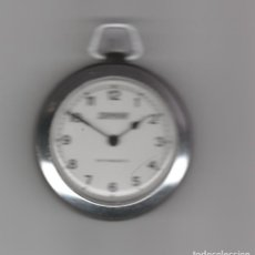 Relojes de bolsillo: RELOJ DE BOLSILLO MARCA DAMART-FUNCIONA A CUERDA. Lote 107784751