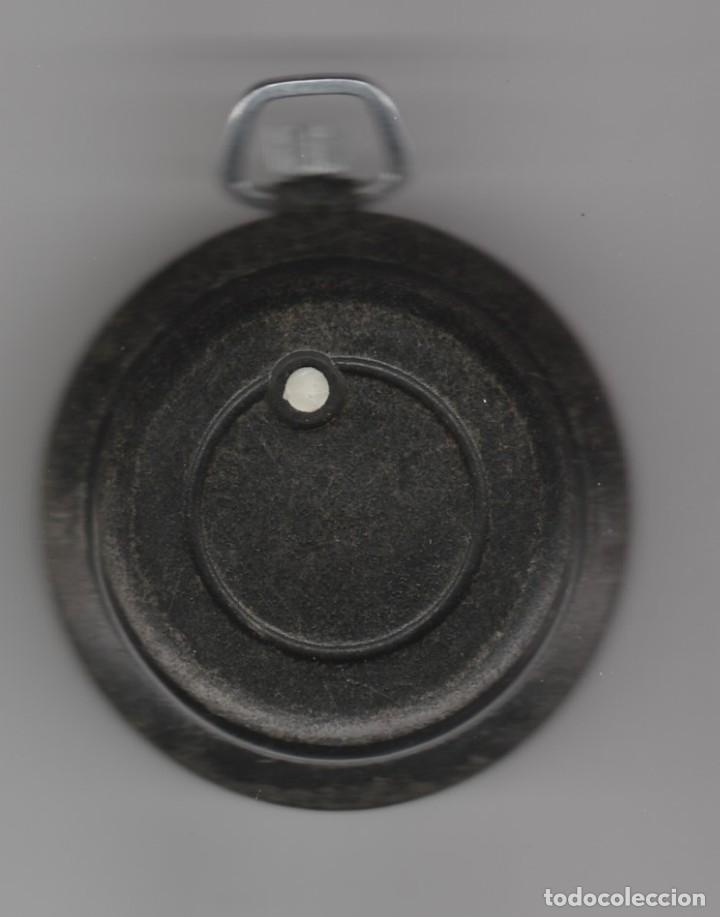 Relojes de bolsillo: RELOJ DE BOLSILLO MARCA DAMART-FUNCIONA A CUERDA - Foto 2 - 107784751