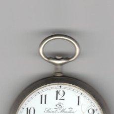 Relojes de bolsillo: ANRIGUORELOJ DE BOLSILLO SAINT MARTIN-PARA REPUESTOS. Lote 107784907