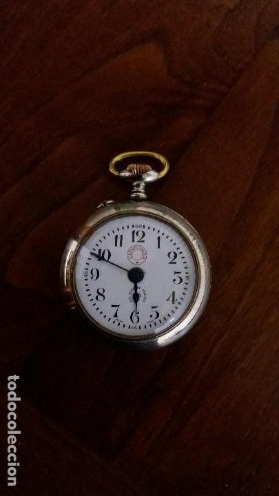 Relojes de bolsillo: Reloj gre roskopf - Foto 4 - 108036727