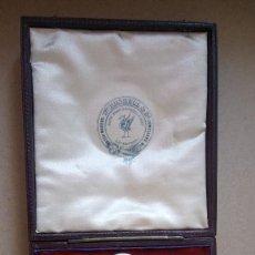Relojes de bolsillo: EXCELENTE RELOJ PLATA DE LEY CALORY GENEVE EN SU CAJA ORIGINAL. Lote 108831479