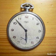 Relojes de bolsillo: LONGINES 4,5 DIAMETRO. Lote 108901151