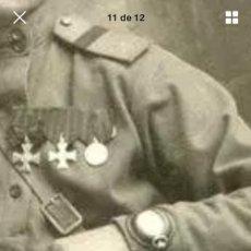 Relojes de bolsillo: RELOJ CYMA PLATA DE LEY CON CORREA 1ª GUERRA MUNDIAL. FUNCIONANDO. Lote 108935127