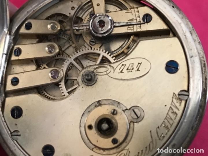 Relojes de bolsillo: Reloj de plata - Foto 12 - 109002591
