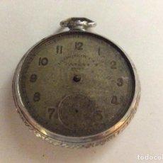 Relojes de bolsillo: RELOJ DE BOLSILLO ROSKOPF S.A. PATENT SUIZA DIAM. 45 MM. Lote 109207459