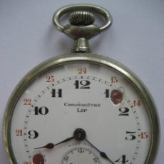 Relojes de bolsillo: CRONOMETRO LIP. Lote 109817059