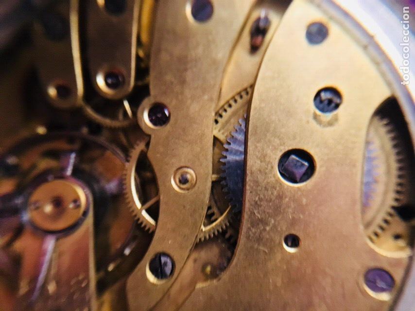 Relojes de bolsillo: Reloj cuerda bolsillo plata -- áncora - Foto 5 - 110133618