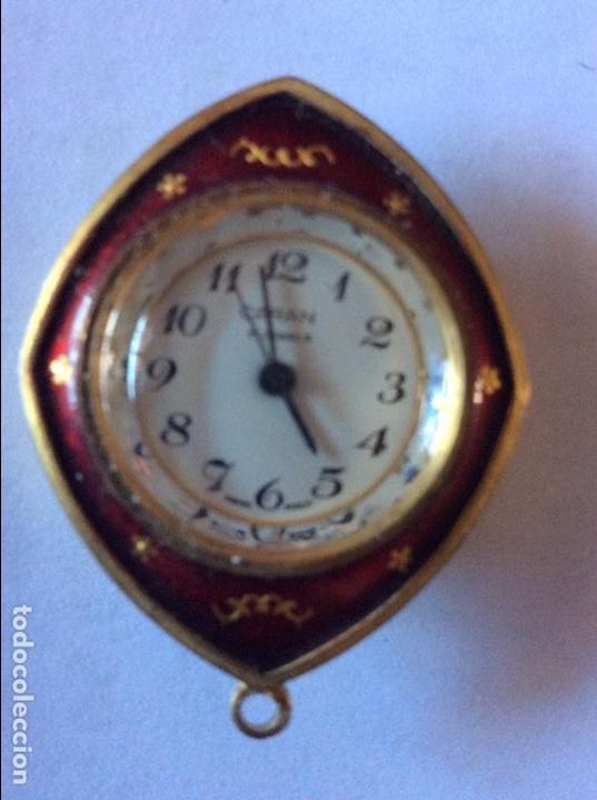 CARAN, 17 JEWELS (Relojes - Bolsillo Carga Manual)