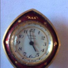 Relojes de bolsillo: CARAN, 17 JEWELS. Lote 110189359