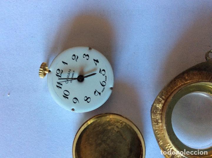 Relojes de bolsillo: Caran, 17 jewels - Foto 5 - 110189359