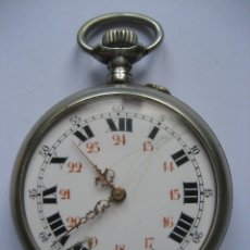 Relojes de bolsillo: RELOJ DE BOLSILLO A CUERDA. Lote 110547579