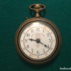 Relojes de bolsillo: REGULADOR PATENT RELOJ DE BOLSILLO. Lote 111273759