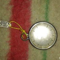 Relojes de bolsillo: RELOJ DE BOLSILLO CÜSTID WATCH. Lote 112229478