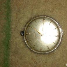 Relojes de bolsillo: RELOJ DE BOLSILLO DOGMA. Lote 112229678