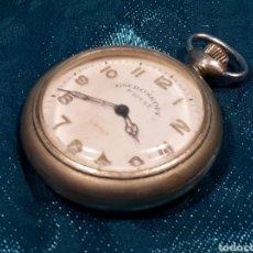 Relojes de bolsillo: RELOJ DE BOLSILLO DE CARGA MANUAL ROSKOPF. PARA ARREGLAR.. Lote 134353426