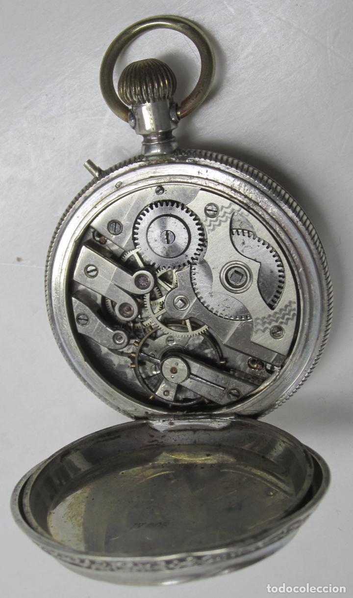 Relojes de bolsillo: RELOJ DE BOLSILLO SIN MARCA EN CAJA ULYSSE NARDIN, VER FOTOS ANEXAS - Foto 5 - 112546383