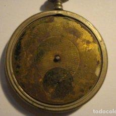Relojes de bolsillo: RELOJ BOLSILLO MARCA TROVATO - NO FUNCIONA - PARA REPARAR O PIEZAS. Lote 112578131