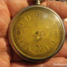 Relojes de bolsillo: RELOJ BOLSILLO SIN MARCA - NO FUNCIONA - PARA REPARAR O PIEZAS. Lote 112578147