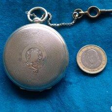Relojes de bolsillo: RELOJ DE BOLSILLO SEMI-CATALINO. Lote 112883128