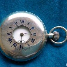 Relojes de bolsillo: RELOJ DE BOLSILLO TIPO OJO DE BUEY. Lote 112883507