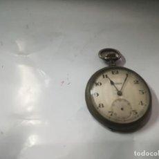 Relojes de bolsillo: RELOJ BOLSILLO TABOR PARA PIEZAS. Lote 113001739