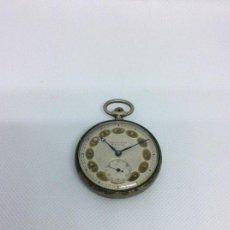 Relojes de bolsillo: ANTIGUO RELOJ DE BOLSILLO TROVATO . NO FUNCIONA.. Lote 113007583