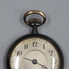 Relojes de bolsillo - ANTIGUO RELOJ DE BOLSILLO. FUNCIONANDO. SIGLO XIX-PPIOS. XX - 113171235