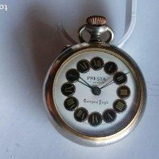 Relojes de bolsillo: RELOJ DE BOLSILLO ROSKOPF PRESTA. Lote 113319627