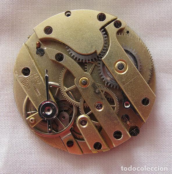 Relojes de bolsillo: MAQUINA Y ESFERA RELOJ DE BOLSILLO ANTIGUO - Foto 2 - 113437903