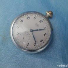 Relojes de bolsillo: RELOJ DE BOLSILLO ORLYS ANCRE 15 RUBIS A.20. Lote 114044467