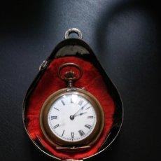 Relojes de bolsillo: RELOJ DE BOLSILLO Y CAJA. Lote 114698218