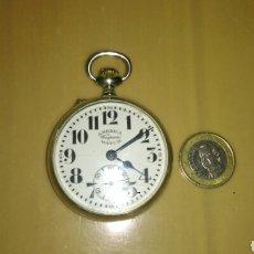 Relojes de bolsillo: RELOJ DE BOLSILLO AMERICA VESPUCE WATCH. Lote 114703966